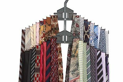 High Quality Tie Rack Hanger for Closet Organization