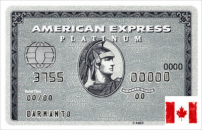 American Express Platinum Credit Card Referral + $20 + 60k Aeroplan /Amex Points