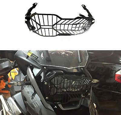 Mesh Grill Headlight Guard Cover Protector For 13-16 BMW R1200 GS Adventure ADV