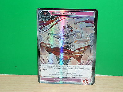 FOW Force of Will FOIL - TMS-020 Blessing of Athena
