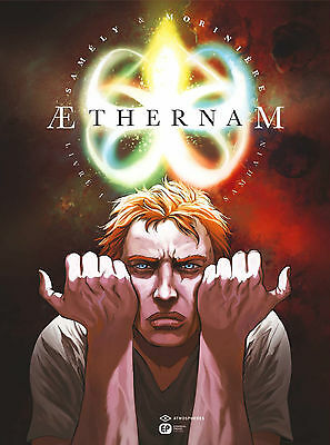AETHERNAM TOME 1 SAMHAIN - SAMELY / MORINIERE - EP -  EO 2011 comme NEUF