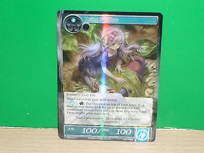 FOW Force of Will FOIL - TMS-037 Dying Swallow