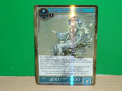 FOW Force of Will FOIL - TMS-040 Muse, Celestial of Music