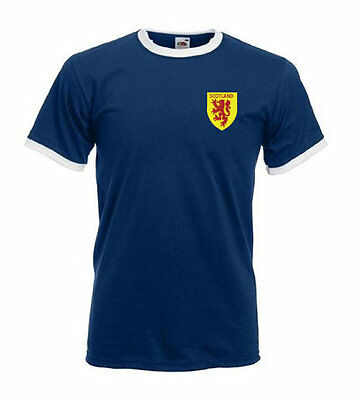 Retro Scotland Scottish Football Shirt TShirt,Retro World Cup 1978 Old Fashioned