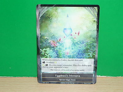 FOW Force of Will - TMS-100 Yggdrasil's Memoria