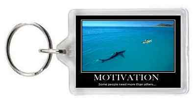 Swimming Sea Water Pool Whale Shark Fish Motivation Gift Present Novelty