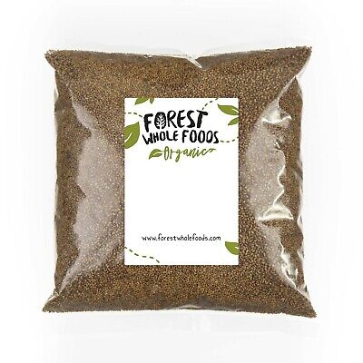 Organic Alfalfa Seeds (Free UK Postage) Great for sprouting