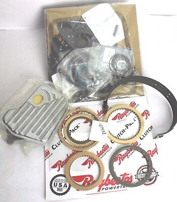 4L60E 93-97 Banner Plus Rebuild Kit Overhaul Frictions/Clutches Band Filter GMC