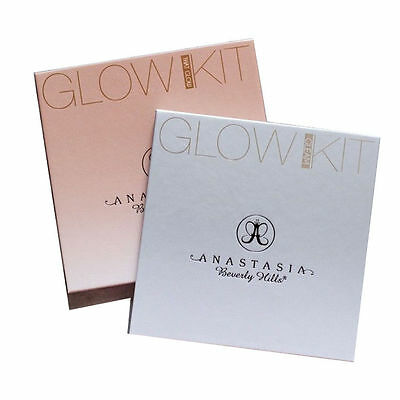 "Anastasia Beverly Hills Glow Kit""THAT GLOW""MOONCHILD Highlighter Contour Palette"