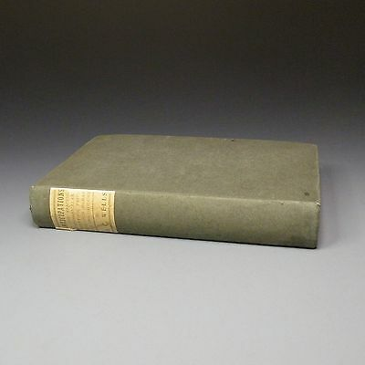 1902 book - Anticipations - H.G. Wells - first American edition