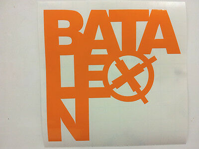 BATALEON  Snowboarding Decal/Sticker 145mm x 145mm (ALL COLOURS)