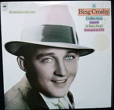 A Bing Crosby Collection Volume 2 Vinyl Lp Australia