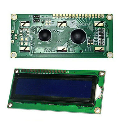 HOT Module For Arduino Screen Blue 1602A 5V Display Backlight With LCD 1602