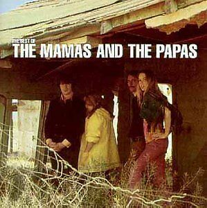 The Best Of The Mamas And The Papas by Mamas & Papas New Music CD
