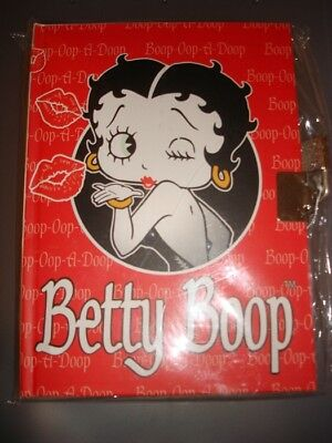 Journal intime Betty Boop - Tropico (Neuf)