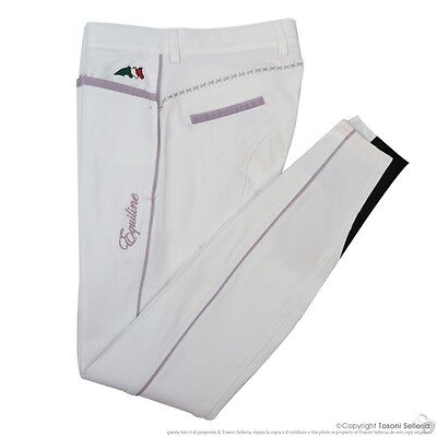 Equiline Charlotte girls breeches 14/15