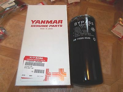 New Yanmar Marine Diesel Oil Filter 119593–35400