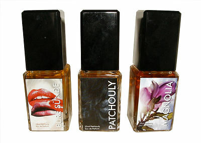 NEU! Patchouli Sparpaket 3x 25ml Gothic Patchouly Mixed