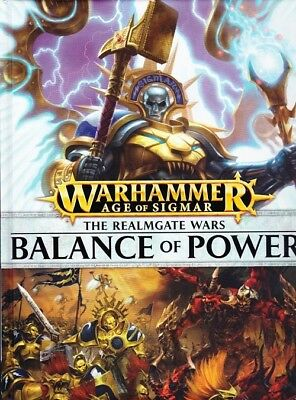 Age of Sigmar The Realmgate Wars: Balance of Power (German) Games Workshop AOS