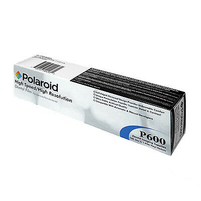 Polaroid Dental High Speed X-Ray Film Di-58 Size 2 D Speed 150 Films (P600)