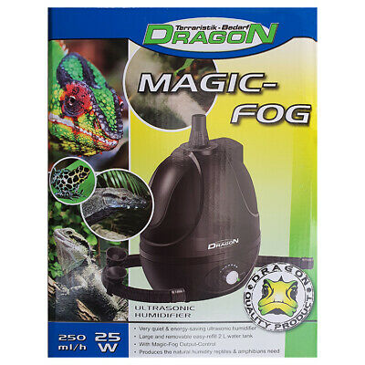 Dragon MAGIC-FOG Ultraschall Vernebler, Luftbefeuchter, Nebler, (THO060)