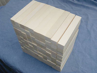 Holly American lumber wood turning squares pen blanks