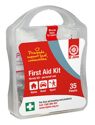St John Handy First Aid Kit, Safety & Medical First Aid Kit