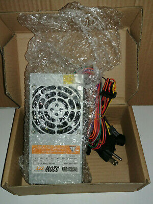 KDM M6320//7320E OR M6320//H7320E 320W P4-12V Micro ATX Power Supply TESTED