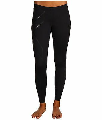"2XU Recovery Compression Running Pants, Size L (4'11""-5'11"";144-170 lb)"