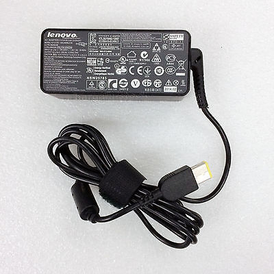 Genuine Lenovo Slim Tip 45W AC Power Adapter Charger ADLX45NLC3A 45N0294