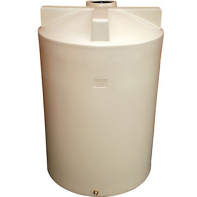 5000LT Pro Plastics Round Rain Water Tank - Delivery to Most of Victoria