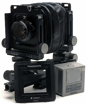 Hasselblad V Back Pour Arca 69 Adapteur Phase One Sinar Leaf Hasselblad
