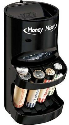 Motorized Coin Sorter Money Machine Counting Row Automatic Wrapper Fast Sort New