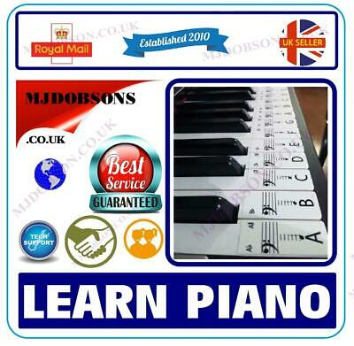 Piano Lessons on DVD tutorial teach Learn how to play ✅