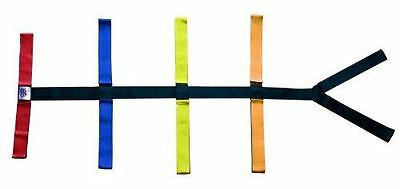 Spider Strap, Fixed Cross Straps, Multi-Coloured, UK Manufactured