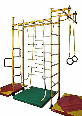 Kids sports device, Wall bars, various Colours