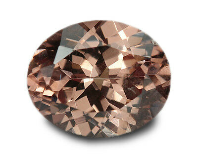 3.03 Carats Natural Mehenge Malaya Garnet Loose Gemstone - Oval