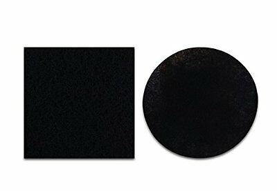 Kitchen Maestro Replacement Charcoal Filter Set for Compost Bin