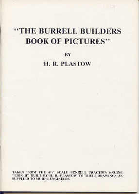 The Burrell Builders Book of Pictures by HR Plastow