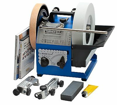 TORMEK T-8 Sharpening System with Magnum Package - Includes HTK-706 and TNT-708