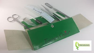 Dissecting Dissection Kit Set Middle School Biology Student Lab Teacher's Choice
