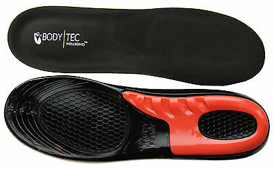 Bodytec well-being Orthotic massaging gel Silicone insoles