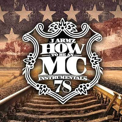 J.armz-How To Be An Mc Volume 78 (Instrumental Mix Cd) All Industry Beats!!!