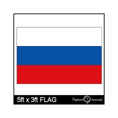5' x 3' FLAG Russia Russian National Country Europe Large Flags New