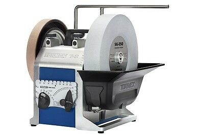 TORMEK T-8 with Ultimate Plus Package - includes HTK-706, TNT-708, SVH-320, more