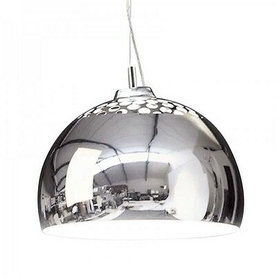Paris Prix - Lampe Suspension Loft Chrome