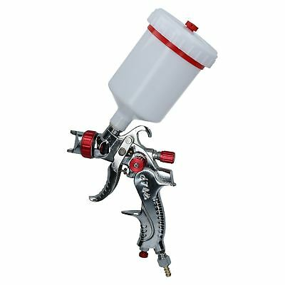 HVLP Gravity Fed Spray Gun Professional by BERGEN AT013