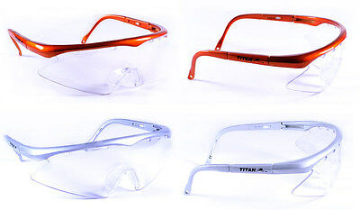 Titan Adult Squash Eye Guard / Eye Protection Goggles