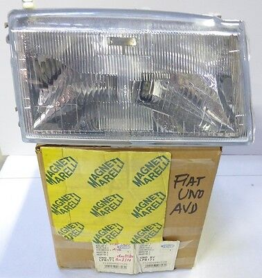 NEUF DE STOCK ! FIAT UNO Projecteur optique phare AVD droit right CARELLO LPB171