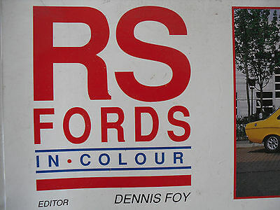 Rs Fords In Colour Book Only